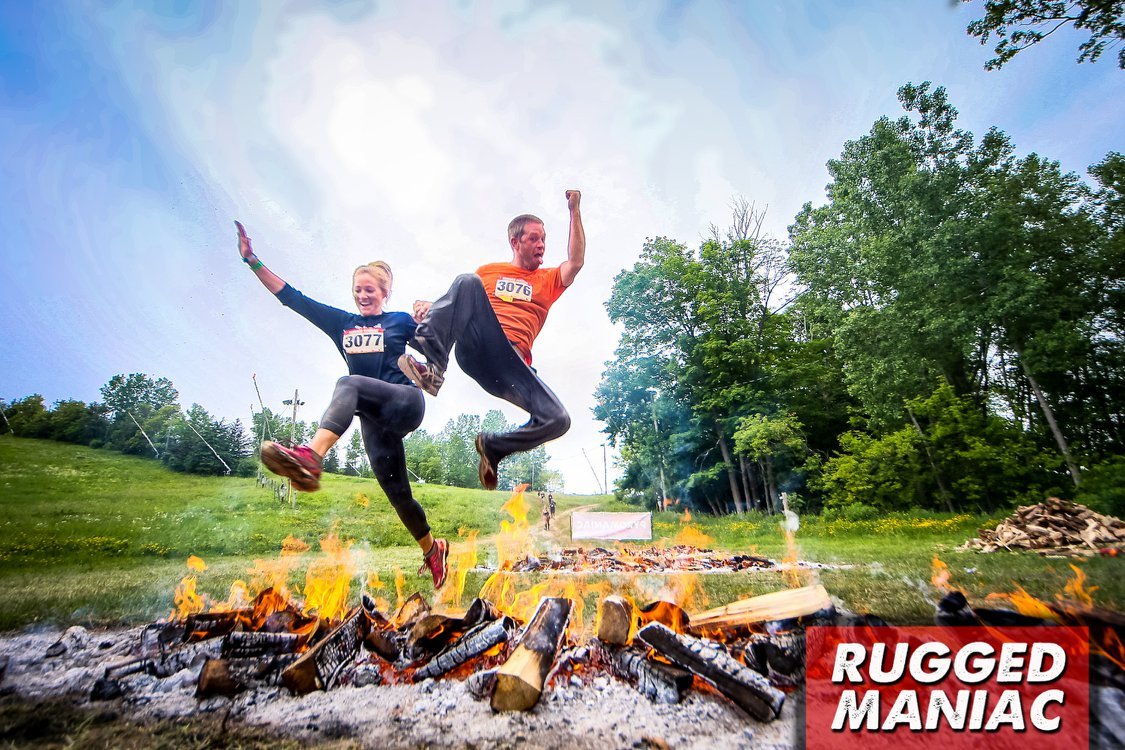 Rugged Maniac 5k Race Is Happening This Saturday July 28