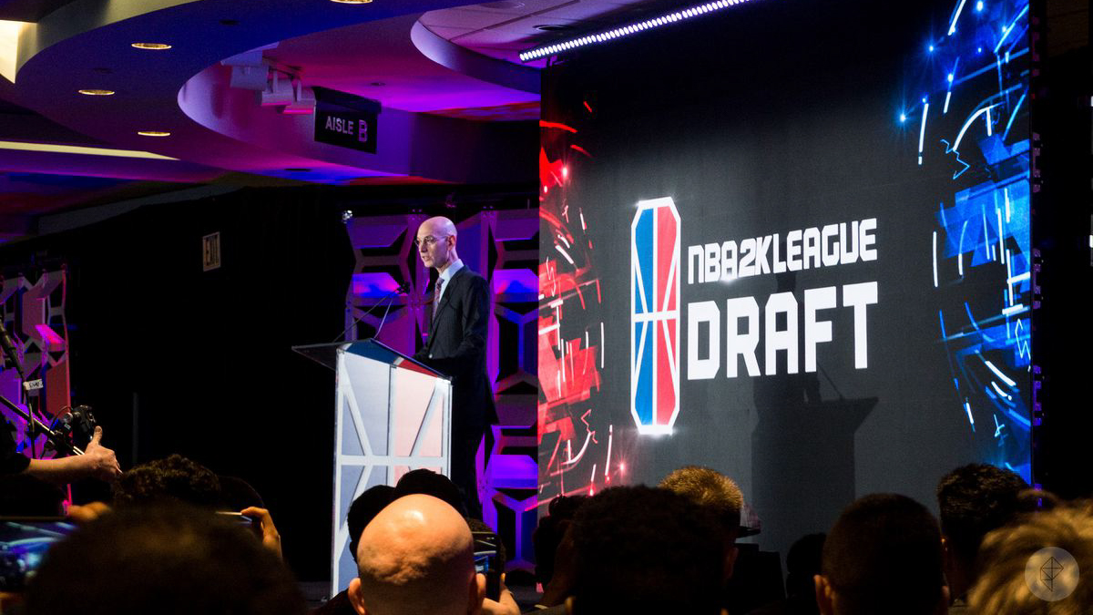 New NBA 2K League Coming To Twitch